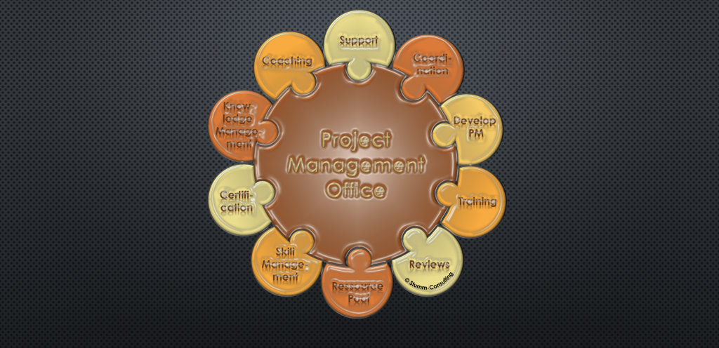 Project Management Office: Aufgaben